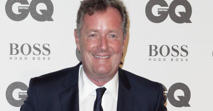 GMB host Piers Morgan