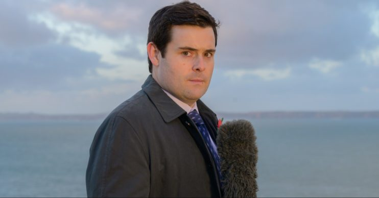 David Fynn as Jonathan Hill in The Pembrokeshire Murders