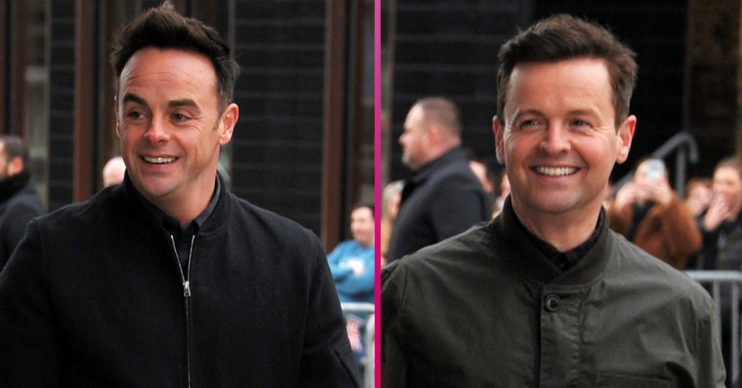 Ant and Dec new series of Saturday Night Takeaway