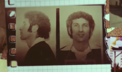 How were the Hillside Stranglers connected to Nightstalker on Netflix?