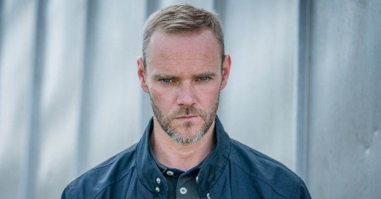 Joe Absolom portrays Andy Warren in The Bay on ITV1