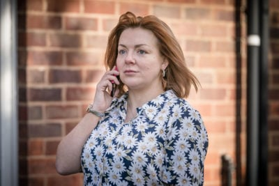 Sheridan Smith in Four Lives
