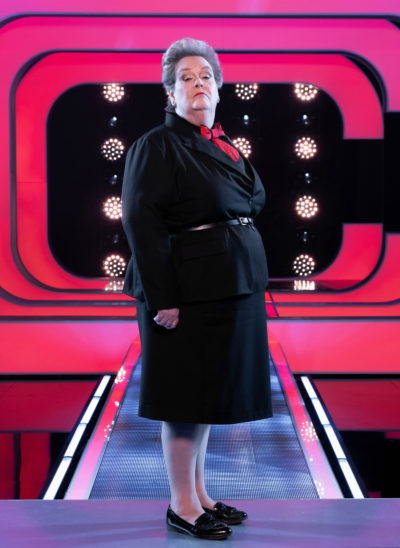 Anne Hegerty that lockdown saved her