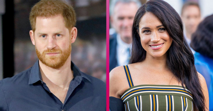 Prince Harry and Meghan Markle pregnant