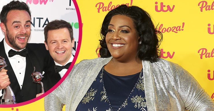 Ant Dec Saturday Night Takeaway 2021 Alison Hammond