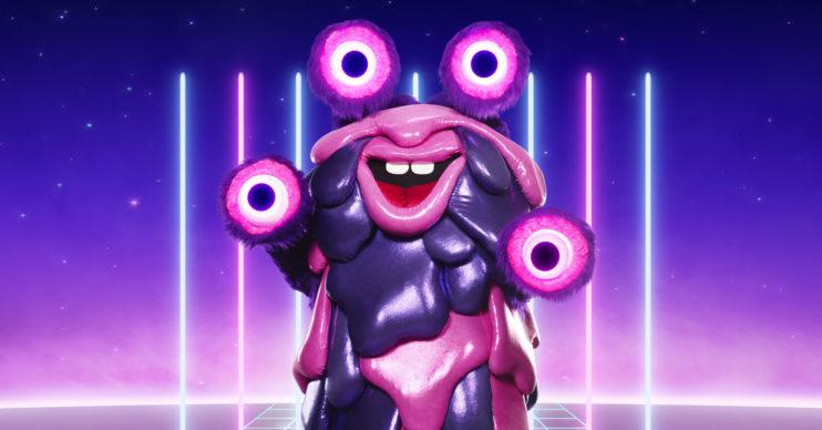 The Masked Singer Blob