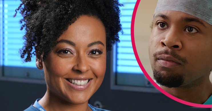 What happened to Xavier in Holby City? Donna feels guilty about moving on from her late boyfriend