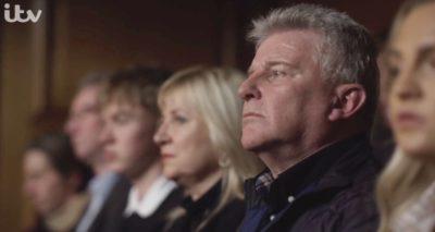 Steve Wilkins in Pembrokeshire murders on ITV