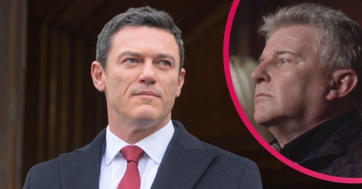 The Pembrokeshire Murders ITV Luke Evans and Steve Wilkins