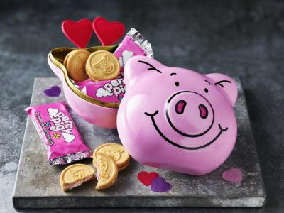 Percy pig gift tin