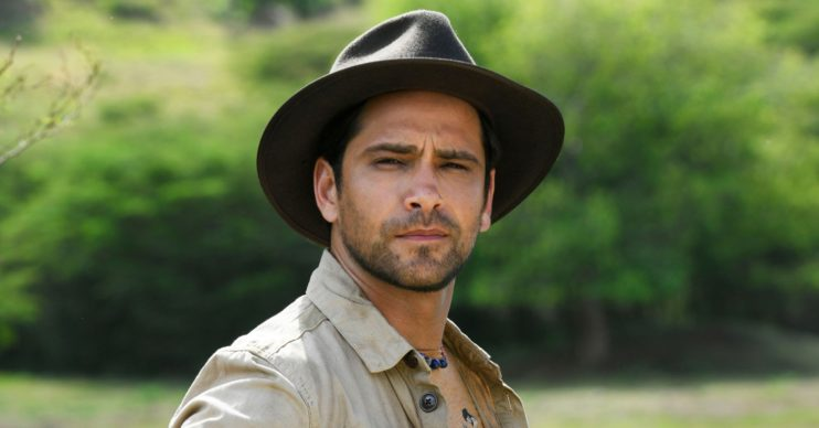Luke Pasqualino Death in Paradise