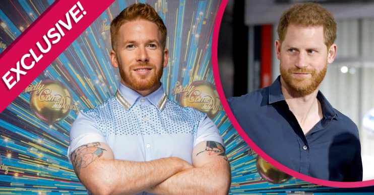 strictly neil jones