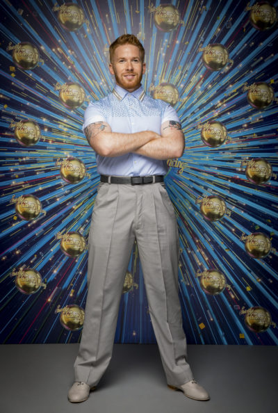 neil jones on strictly
