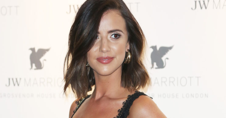 Lucy Mecklenburgh hits back at trolls