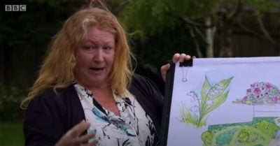charlie dimmock on garden rescue bbc