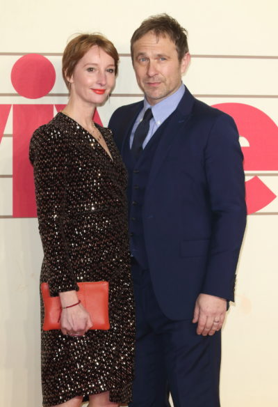 Jason Merrells and Emma Lowndes