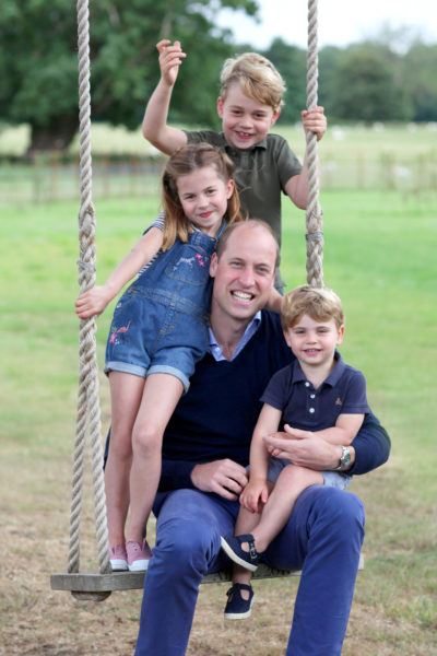 Find out why Prince George will never be king