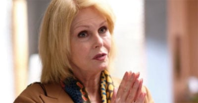 joanna lumley in finding alice