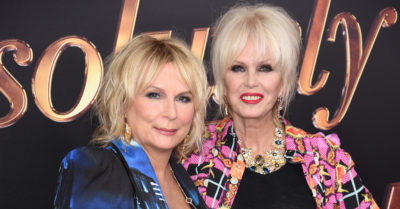 jennifer lumley and jennifer saunders absolutely fabulous
