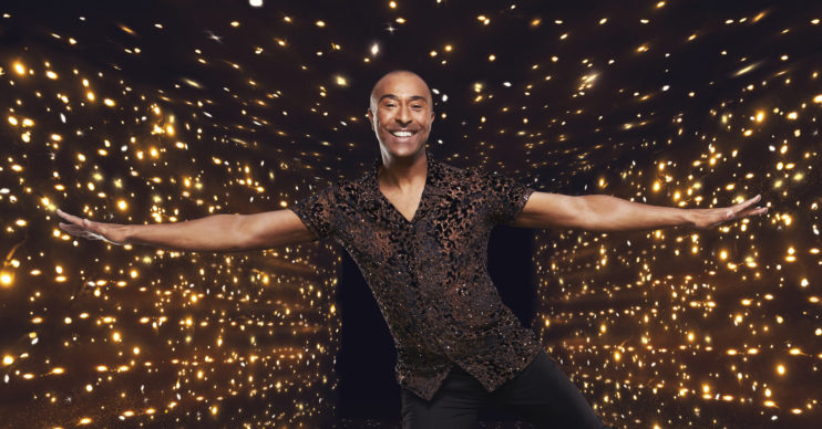 Colin Jackson turned down same-sex dancing partner on Dancing On Ice