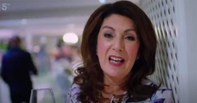 jane mcdonald on a cruise channel 5