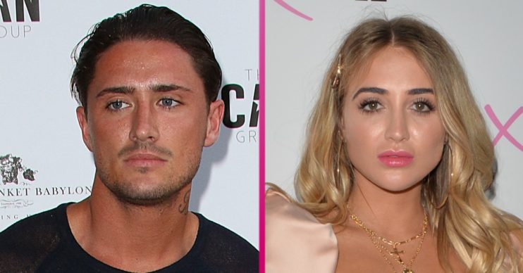 Stephen Bear and Georgia Harrison