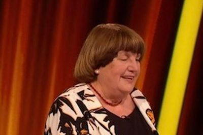 Margaret on tipping point
