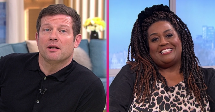 Alison Hammond and Dermot O'Leary win This Morning rating sbattle with Eamonn and Ruth