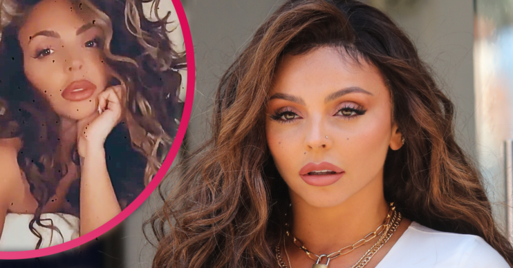 Jesy Nelson asks fans for TV advice on social media
