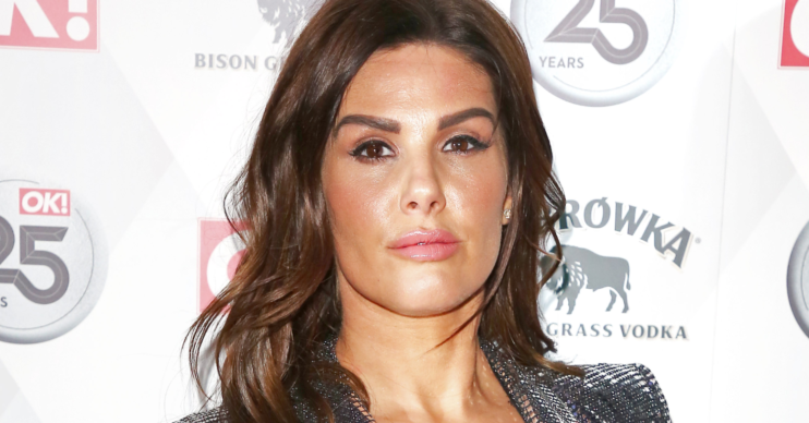 Rebekah Vardy has blasted football star 'covidiots'