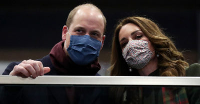 prince william and kate middleton frontline workers