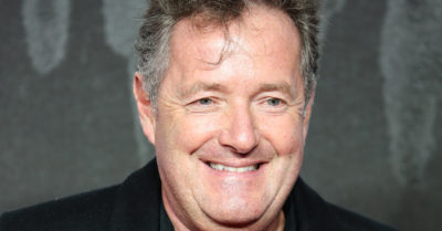 piers morgan shares throwback snap with his children