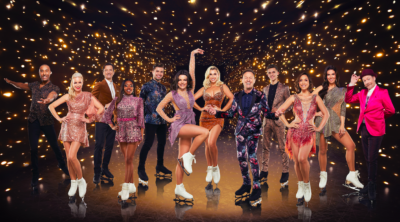Dancing on ice 2021 cast picture