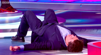 michael mcintyre becomes the wheel