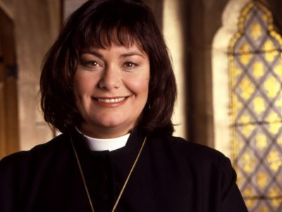 Dawn French The Vicar of Dibley