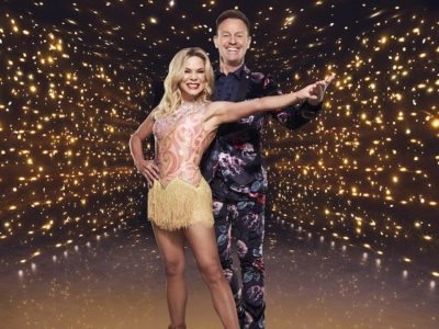 Alexandra Schauman and Jason Donovan Dancing On Ice