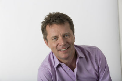 BBC Radio 5 live Presenter Nicky Campbell