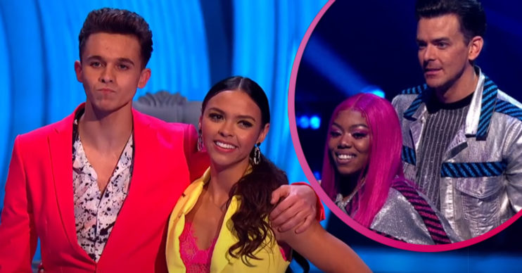 Dancing On Ice star Joe-Warren Plant avoids skake-off