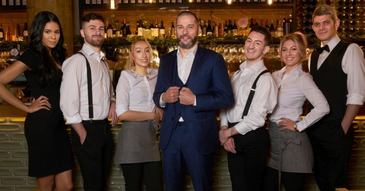 First Dates Manchester cast