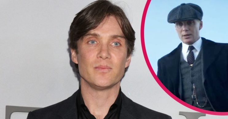 New Peaky Blinders, Cillian Murphy