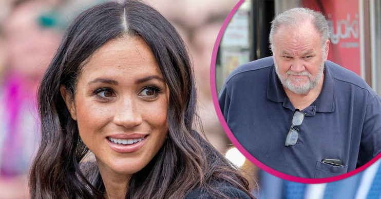 Meghan Markle feud with dad and sister
