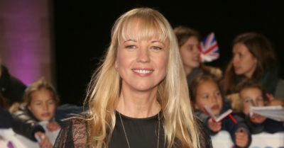 Sara Cox famous English radio and TV host