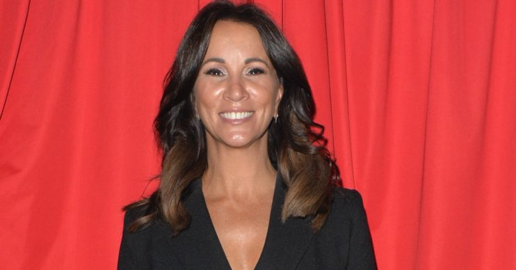 Loose Women star Andrea McLean