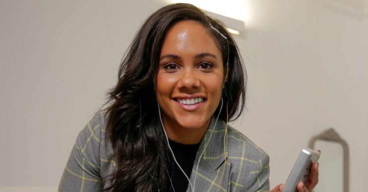 Is Alex Scott dating or single?