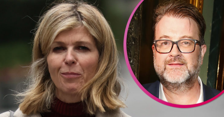 Kate Garraway and husband Derek - update