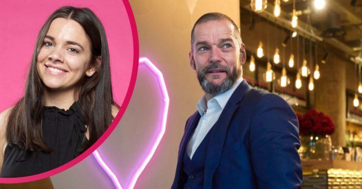 First Dates in Manchester, Fred Sirieix and Jessie