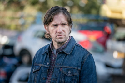 Owen McDonnell plays Frank Mercer in The Bay