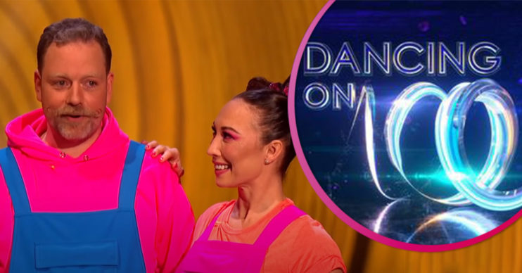 Dancing On Ice hit by Ofcom complaints after Rufus Hound comments