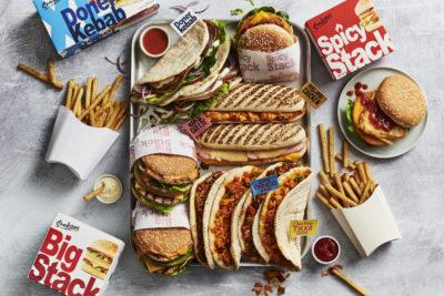 new Big Macs at Iceland