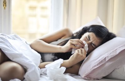 symptoms of Covid - dry cough